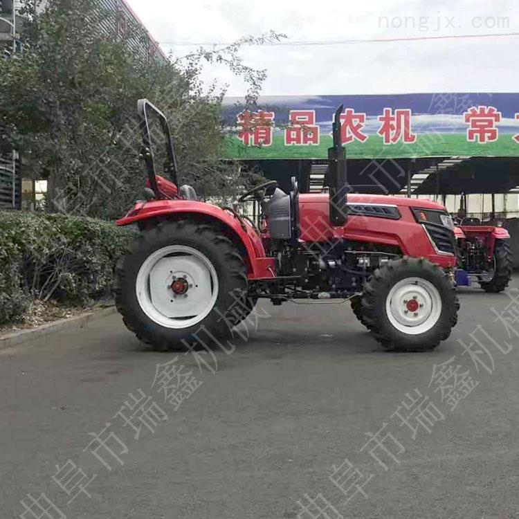 两驱四轮运输拖拉机