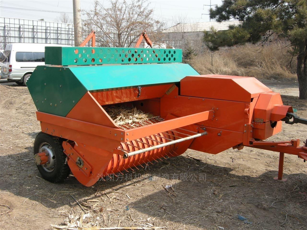 新型水稻秸秆打捆机供应