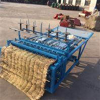 农用草帘编织机可定做秸秆草帘机