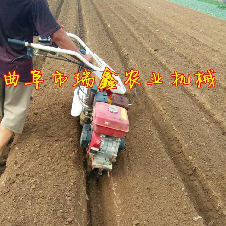 田园大棚菜地种植开沟机
