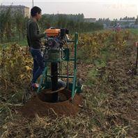 手持式打洞机 植树造林挖坑机