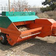 牵引式玉米打捆机