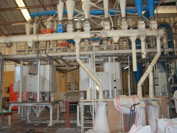 100吨级玉米深加工设备