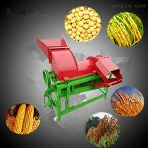 水稻高粱打谷机麦类谷穗脱粒机