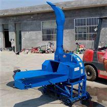 FQ zc-0.4青贮玉米杆铡草机三吨青贮铡揉一体机