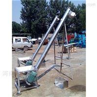 奥创厂家定制饲料爬坡斗士提升机规格材质