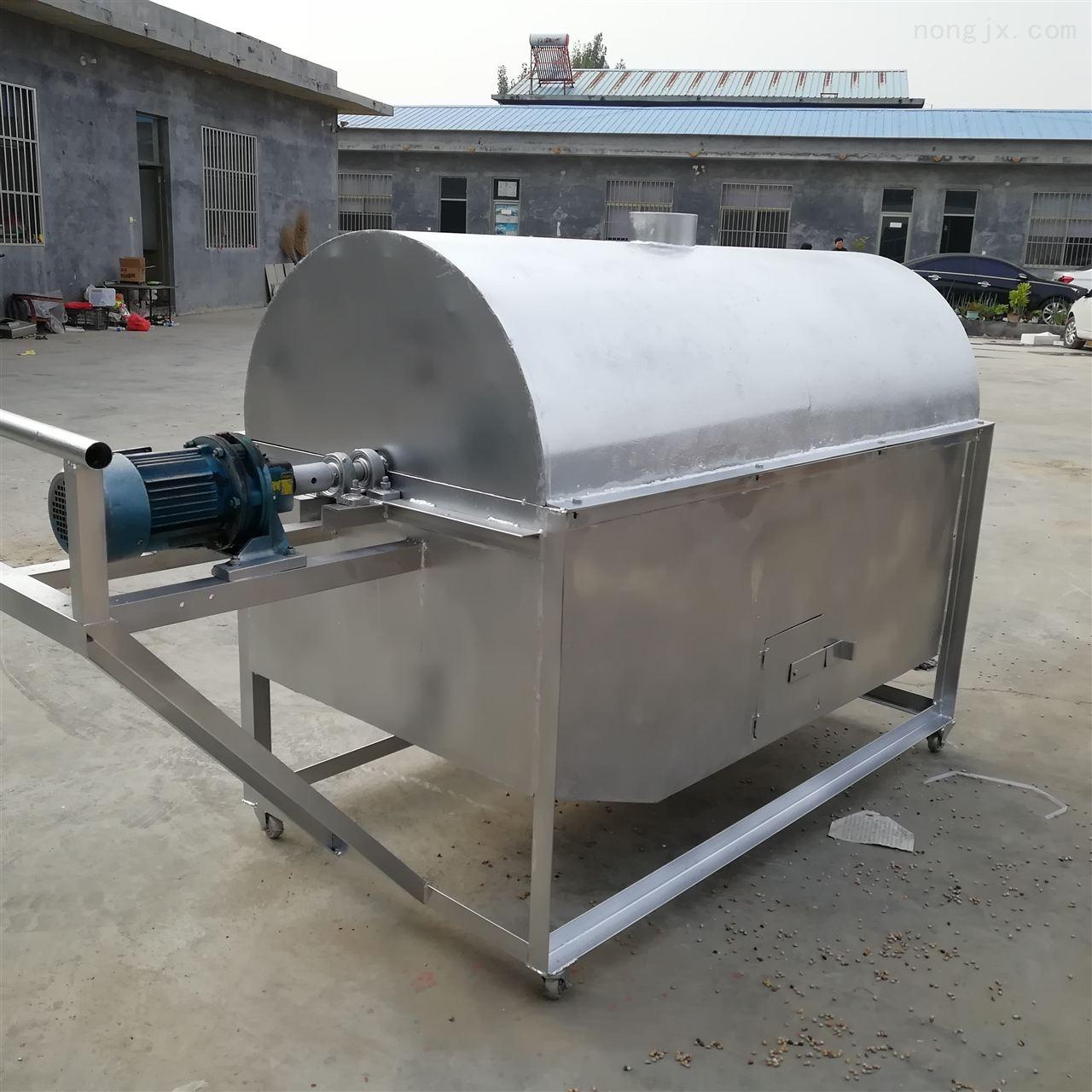 多功能炒货机 菜籽花生炒籽机 小型烘干机