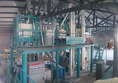 150吨级玉米深加工设备