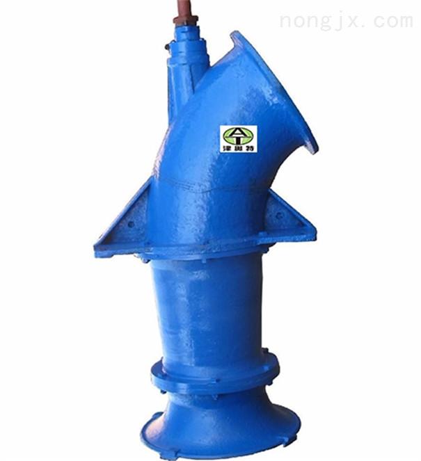 天津QZB型轴流式潜水电泵_厂家-奥特泵业
