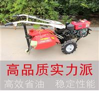 柴油192型四驱微耕机 手推式苗木旋地机