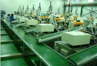 输送带PVC输送机 胶带平行式输送线