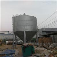 南通星恒镀锌板养殖料塔规格厂家