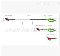 兴立电动剪刀958锂电修枝剪3公分带高枝杆