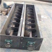不锈钢U型螺旋提升机水泥砂浆螺旋输送机