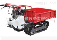 筑水履带式搬运机3B52TD小型履带运输车