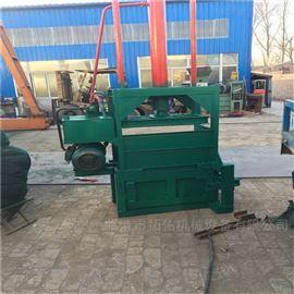 ZYD-10铁岭市塑料编织袋稻草中药材推包液压打包机