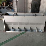 四川猪用不锈钢单双面食槽