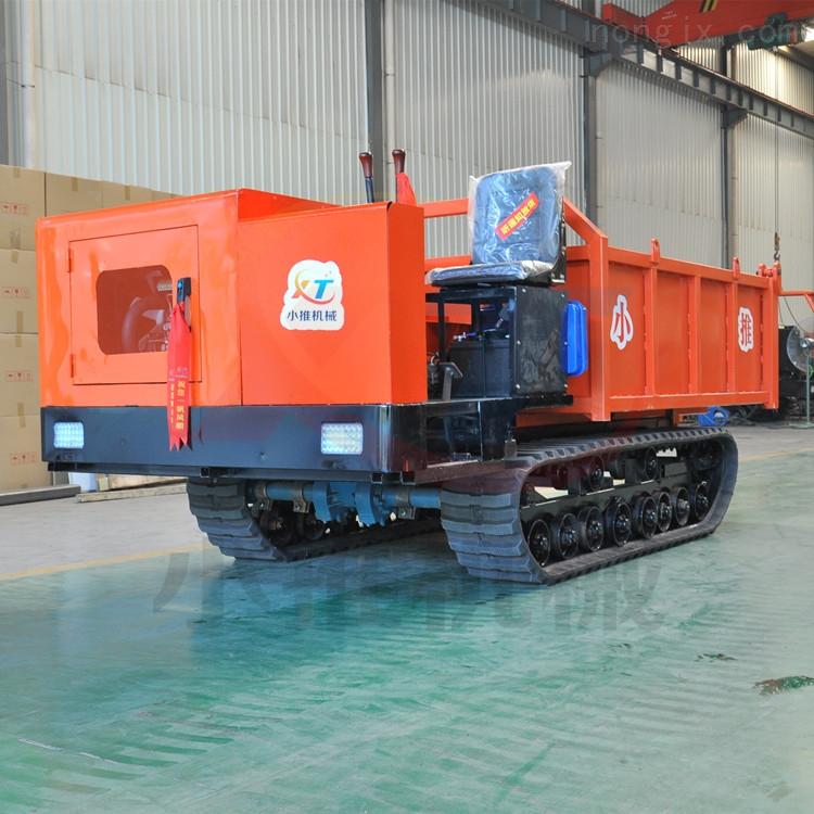 小推机械出售水田履带车 5吨履带式拖拉机