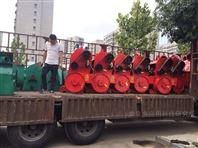 山東科陽玉米收獲粉碎青儲一體回收機