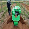 新型履带式管理机 果园大棚旋耕机开沟机