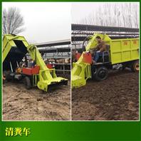 糞干糞稀都能用清糞車 貼地皮刮糞鏟糞車