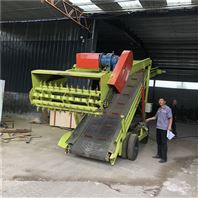 发酵料池内取料机 5米升降青贮坑装载机