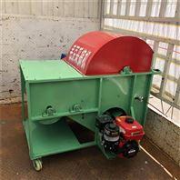 汽油毛豆采摘机 鲜毛豆脱荚机 采收豆荚机