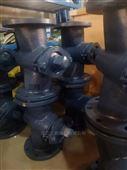 低压铸钢旋塞阀