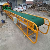 碼頭裝卸車用輸送機 按規格定制傳送帶