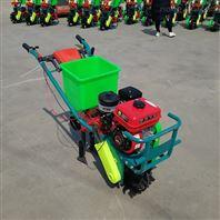 陜西農用汽油玉米施肥機