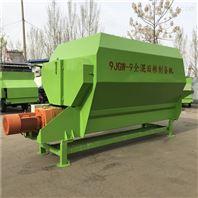 TMR飼料攪拌機 新疆養牛場用的拌料機