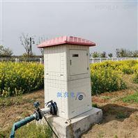 自主研发节水灌溉智能玻璃钢井房