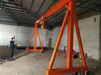 移动式龙门吊无轨电动行走门架起重机升降机