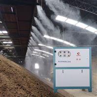 煤场喷雾降尘设备