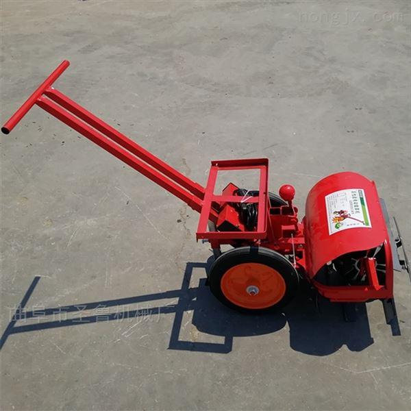 玉米地专用割草锄草机