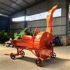 大型圆盘粉碎机 时产30吨铡草揉搓机