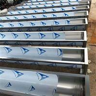牛场不锈钢饮水槽  养殖场双层恒温饮水器