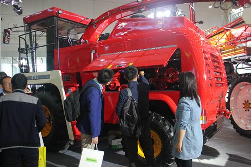 農機職業技能競賽助力高技能人才隊伍建設