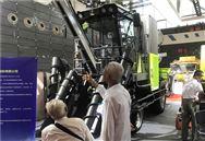 聚焦新技術 擁抱新時代——中聯重科農業機械亮相2019世界制造業大會