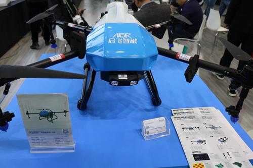 耐用选启飞:启飞智能植保无人机满足植保作业差异化需求