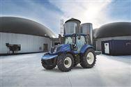 【2019 Agritechnica】纽荷兰T6 甲烷动力拖拉机亮相 2019德国国际农机展
