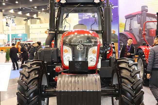 中国农业机械工业协会骨干企业产品产销量信息发布(2019年10月)