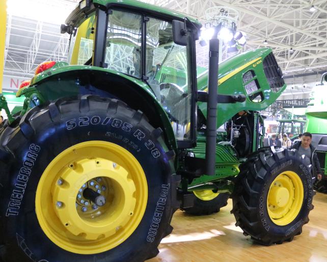 安徽省多地加快农机购置补贴实施进度,确保资金发放到位