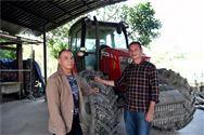【麦向幸福】波利波开:开着麦赛福格森拖拉机去缅甸