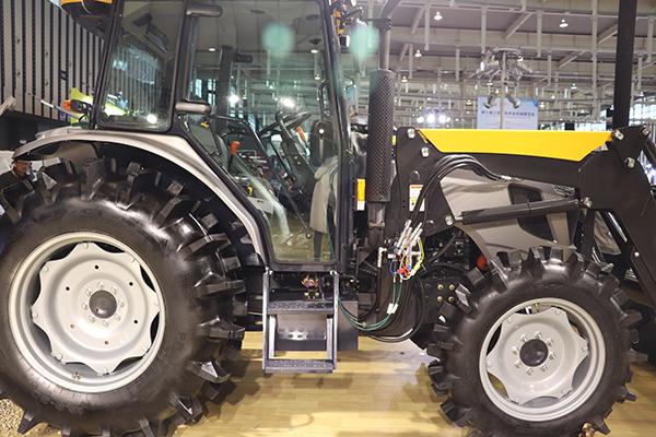 加快推进农业机械化转型升级和农业澳门第一城娱乐路线检测发展