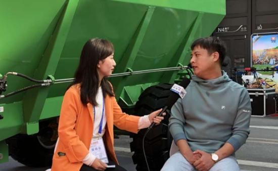 CIAME 2019:专访汇富机械总经理郑欣