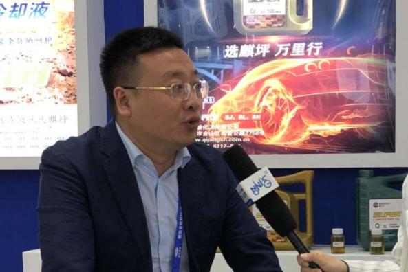 CIAME 2019:专访上海麒坪石油化工总经理崔纪伟