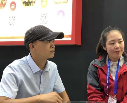 CIAME 2019:专访卓格豪斯销售经理王彬全