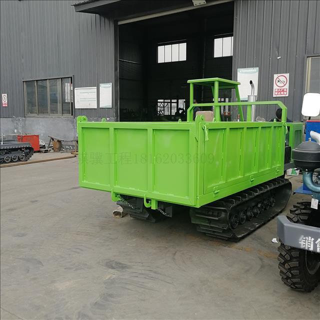 小型运输车 农用履带拖拉机 山地履带车图片